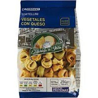 Eroski Tortellini con queso Paquete 250 g