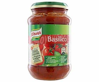 Knorr Salsa de tomate, albahaca y orégano 400 g