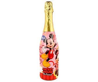 Disney Bebida espuma de zumo de frutas Mickey & Minnie Botella de 75 cl