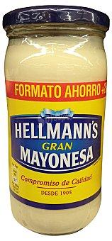 Hellmann's Mayonesa Tarro 475 g