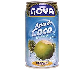 Goya Refresco de agua de coco 35 cl