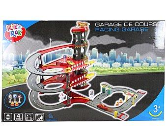 Rik&Rok Auchan Garaje de Coches 4 Niveles 1 Unidad