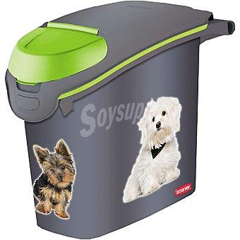 CURVER contenedor para guardar los alimentos de mascotas con capacidad de 6 kg 1 unidad