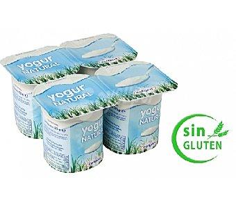 Celgán Yogur Natural 4 Unidades de 125 Gramos