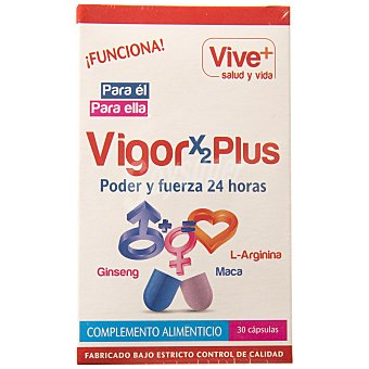 Vive+ VigorX2Plus 30 u