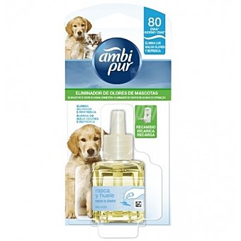 AmbiPur Recambio Ambipur Air Mono Pet Care 21ml 22 ml