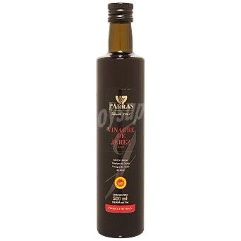 PARRAS Vinagre de jerez Botella 550 ml