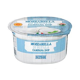 Hacendado Queso mozzarella fresca bufala Tarrina 125 g peso escurrido
