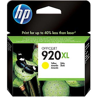 HP Nº 920 XL cartucho color amarillo
