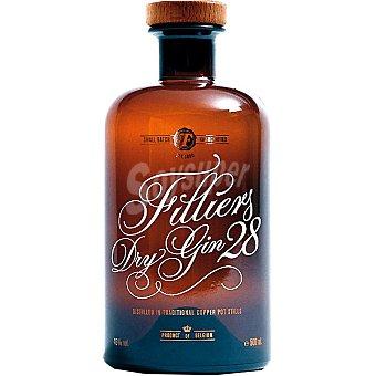 FILLIERS 28 ginebra Premium Bélgica  botella 50 cl