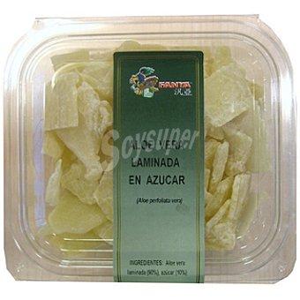 Fanya Aloe vera laminada en azúcar Tarrina 250 g