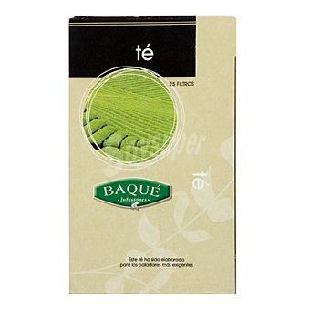 Café Baqué Té 25 ud