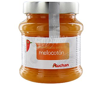 Auchan Mermelada de melocotón 340 gr