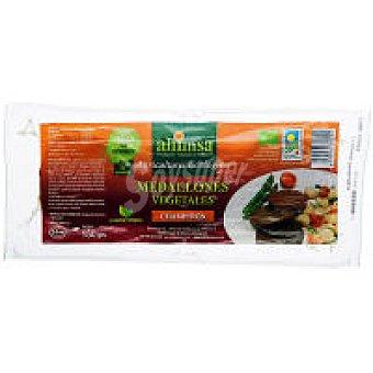 Biosurya Medallón vegetal con champiñón Bandeja 150 g