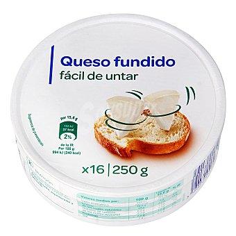 Carrefour Queso fundido en porciones 250 g