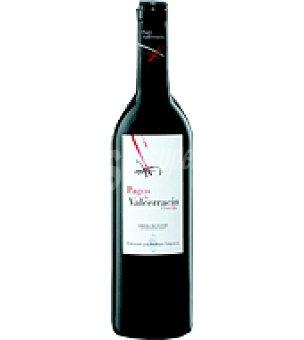 Pagos de Valcerracín Vino tinto Ribera del Duero Cosecha Botella de 75 cl