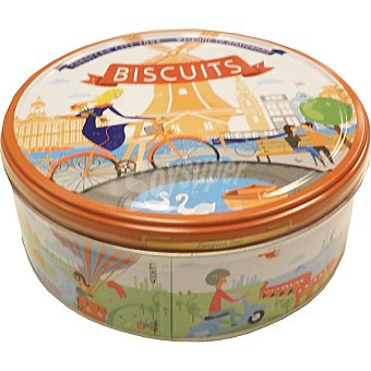 JACOBSENS European Tour galletas surtidas  lata 150 g