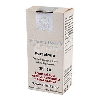Farma Dorsch Crema despigmentante con protección solar alta Porcelana + Farma Dorsch 15 ml