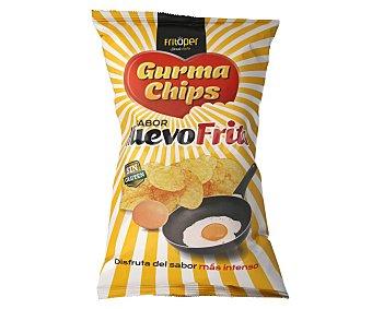 Fritoper Patatas fritas sabor huevo frito Gurma 130 g