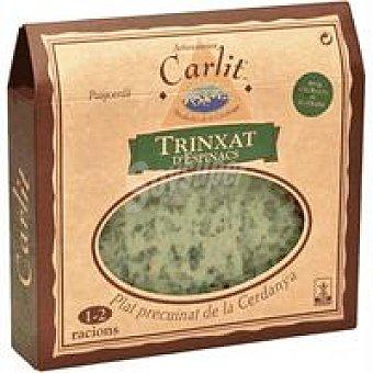 Carlit Trinxat de espinacas 400 g