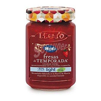 Hero Mermelada de fresa de temporada light 335 g