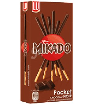 Mikado Galleta cubierta de chocolate  30 g