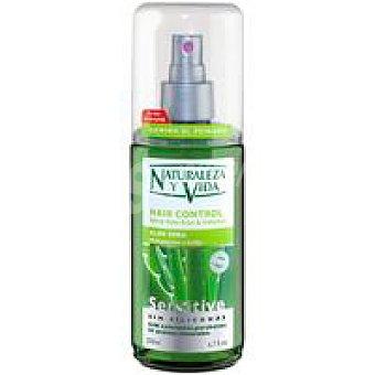 Naturaleza y Vida Anti-frizz&volumen Spray 200 ml