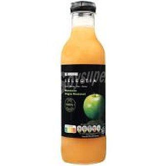 Eroski Seleqtia Zumo de manzana origen nacional Eroski Botella 750 ml