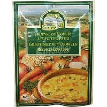 N.COMPAGNIE Sopa de verdura-pasta Bolsa 50 g