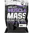Muscle Mass bebida en polvo con 5 fuentes de hidratos de carbono Envase 1 kg Biotech usa