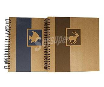 Hofmann Albúm con tapas de cartulina y un dibujo en el centro de su portada, con 25 hojas para fotos de 25x25 centímetros HOFMANN. Este producto dispone de distintos modelos o colores. Se venden por separado SE SURTIRÁN SEGÚN EXISTENCIAS 25x25cm