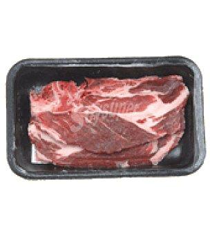 Chuleta de aguja de cerdo ibérico Bandeja de 300.0 g.
