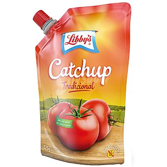 Libby's Ketchup tradicional bolsa 325 g Bolsa 325 g