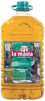 La Masía Aceite de orujo Lindoliva garrafa 5 litros