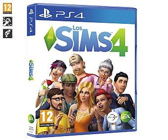 Electronic Arts Videojuegos Los Sims 4 para playstation 4. Género: Estrategia. pegi: +12 Los Sims 4 Ps4