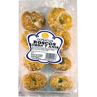 Doramas Roscos de limón y anís Paquete 225 g