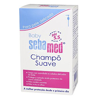 Sebamed Baby Champu Suave Bote 500 ml