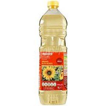 Eroski Aceite alto oleico Botella 1 litro