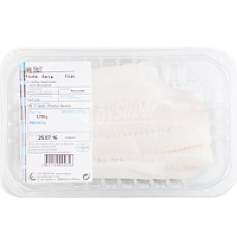 HALIBUT Filetes de 350 g