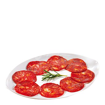 Abrilisto Capricho de chorizo sarta picante Envase de 90 g