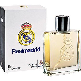 REAL MADRID Eau de toilette masculina Frasco 100 ml