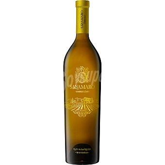 SAN AMARO Vino blanco albariño loureiro D.O. Rías Baixas Botella 75 cl
