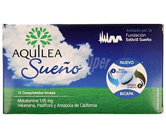 Aquilea Comprimidos para favorecer el sueño 15 unidades