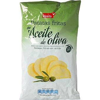 Aliada Patatas fritas con 37% en aceite de oliva Bolsa 150 g