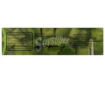 Frujuca Pimiento verde picado 250 g