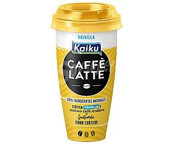 Kaiku Café latte de vainilla Kaiku 230 ml