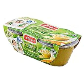 MILUPA LAS RECETAS DE MAMA Tarrina de verduras Tarrina 400 g
