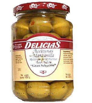 Aceitunas Agrupers Aceitunas rellena pimiento delicias 180 g