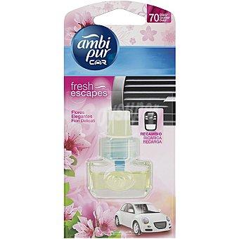 AMBIPUR CAR Ambientador de coche For Her flores elegantes recambio