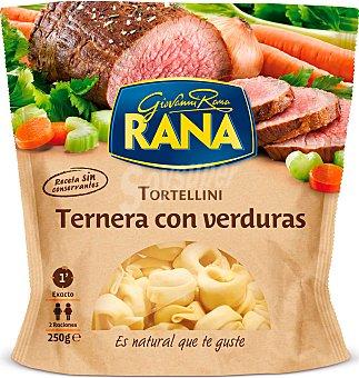 Rana Tortellini ternera con verdura 250 G